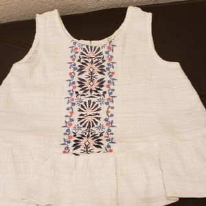 Jessica Simpson Adorable Toddler tank and shorts